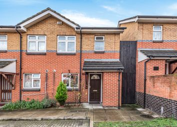 Thumbnail 2 bed end terrace house for sale in Quilter Street, London