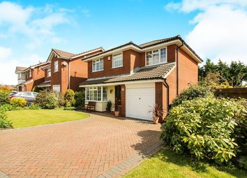 Thumbnail 4 bed detached house for sale in Walton Crescent, Guide, Blackburn
