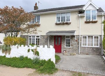Thumbnail 4 bedroom detached house for sale in Bishopston Road, Bishopston, Swansea