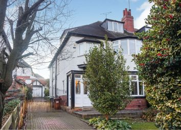 Thumbnail 5 bed semi-detached house for sale in King Lane, Moortown