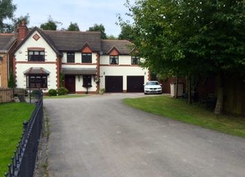 Thumbnail 5 bed detached house for sale in Rembury Place, Dutton, Warrington, Cheshire