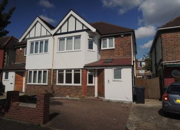 Thumbnail 3 bed semi-detached house to rent in Cloister Road, Acton
