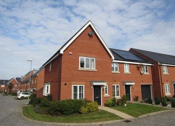 Thumbnail 3 bed end terrace house for sale in Little Highwood Way, Brentwood