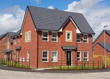 "Thumbnail 3 bedroom detached house for sale in ""Morpeth 2"" at Green Lane, Yarm"