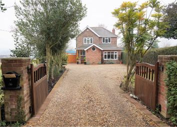 Thumbnail 4 bed detached house for sale in Loughborough Road, Coleorton