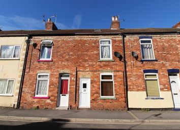 Thumbnail 3 bed terraced house for sale in Clinton Terrace, Gainsborough