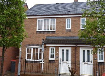 Thumbnail 3 bed semi-detached house to rent in Bricklin Mews, Hadley, Telford