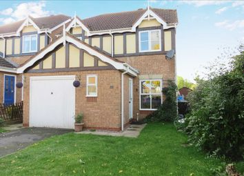 Thumbnail 3 bed detached house for sale in Eagle Drive, Sleaford