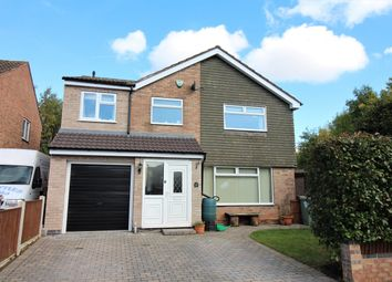 Thumbnail 5 bed detached house for sale in Mattingley Road, Nottingham