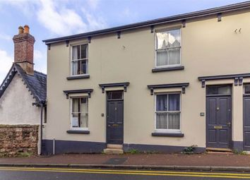 Thumbnail 3 bed end terrace house for sale in Wye Street, Ross On Wye, Herefordshire