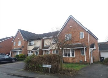 Thumbnail 3 bed semi-detached house to rent in Ryder Road, Leicester