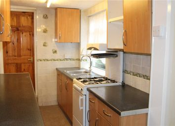 Thumbnail 3 bed flat to rent in Castle Road, Chatham, Kent