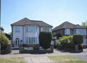 Thumbnail 5 bed detached house for sale in Broadfields Avenue, Edgware