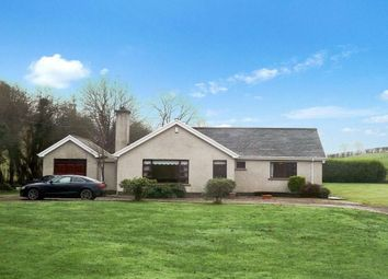 Thumbnail 3 bed detached bungalow for sale in Loughmuck Road, Omagh, County Tyrone