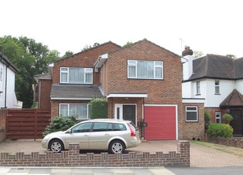 Thumbnail 4 bed detached house for sale in Woodland Way, Petts Wood