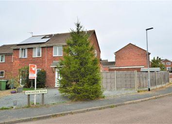 Thumbnail 3 bedroom semi-detached house for sale in Fitzwilliam Road, Stamford