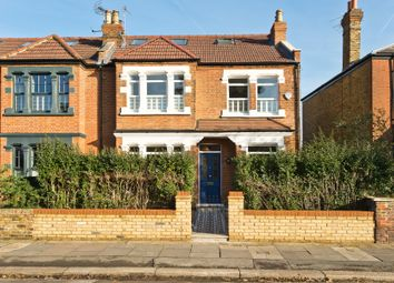 Thumbnail 5 bed end terrace house for sale in Trinity Road, London