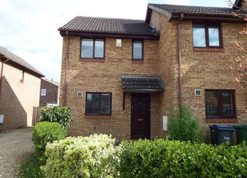 Thumbnail 2 bed terraced house to rent in Shoreland Close, Westbury