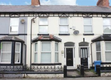 Thumbnail 4 bed terraced house for sale in Ferndale Road, Wavertree, Liverpool, Merseyside