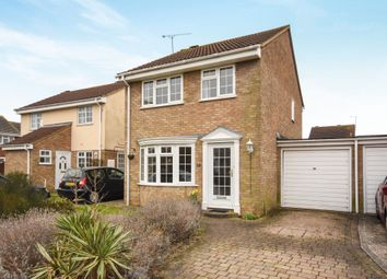 Thumbnail 3 bedroom link-detached house for sale in Stirrup Close, Springfield, Chelmsford