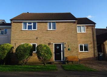 Thumbnail 4 bed detached house to rent in Keysoe Road, Thurleigh