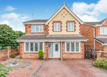 Thumbnail 4 bed detached house for sale in Westside Grange, Balby, Doncaster, South Yorkshire