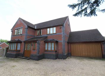 Thumbnail 4 bedroom detached house for sale in Hospital Lane, Coseley, Bilston