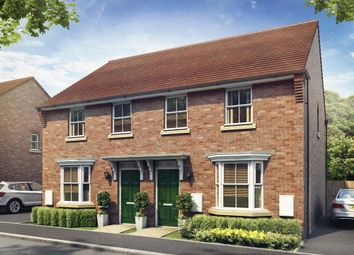 "Thumbnail 3 bedroom semi-detached house for sale in ""Washford"" at Melton Road, Edwalton, Nottingham"