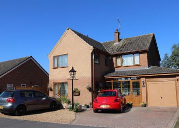 Thumbnail 4 bed detached house for sale in Pallett Drive, Nuneaton