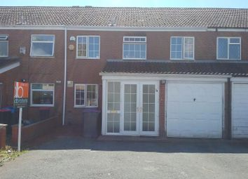 Thumbnail 4 bedroom terraced house for sale in Churncote, Stirchley, Telford
