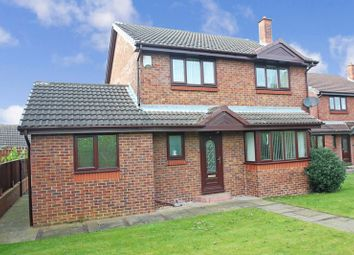 Thumbnail 4 bed detached house for sale in Dale Court, Pontefract
