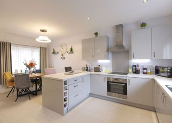 Thumbnail 4 bed detached house for sale in Wedlake Way, Roundswell, Barnstaple
