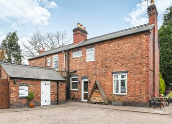 Thumbnail 3 bed semi-detached house for sale in Watling Street, Dordon, Tamworth