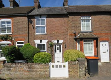 Thumbnail 2 bedroom terraced house for sale in Summer Street, Slip End, Luton