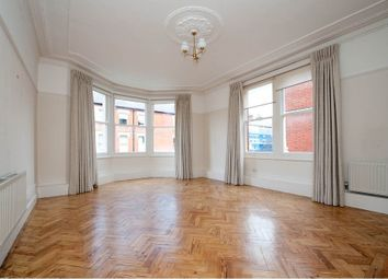 Thumbnail 4 bed flat to rent in Clevedon Road, Twickenham