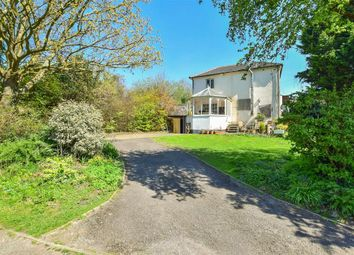 Thumbnail 4 bed detached house for sale in Station Road, Amberley, West Sussex