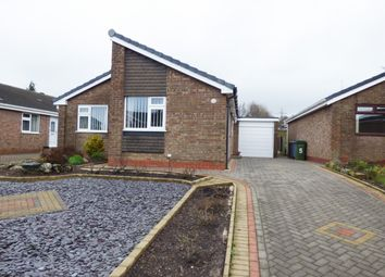 Thumbnail 3 bed bungalow for sale in Hornsea Road, Stockport