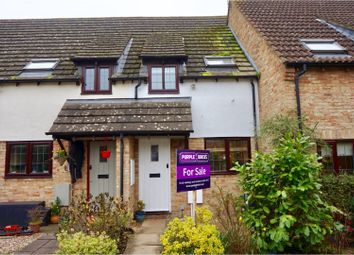Thumbnail 2 bed terraced house for sale in Perry Close, Newent