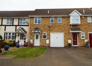 Thumbnail 3 bedroom terraced house for sale in Stoney Bank, Gillingham, Kent.