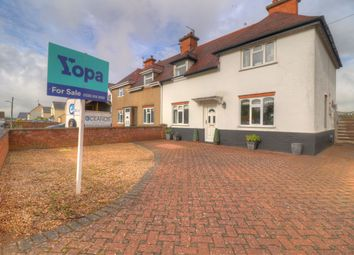 Thumbnail 3 bed semi-detached house for sale in Gainsborough Road, Uppingham, Oakham