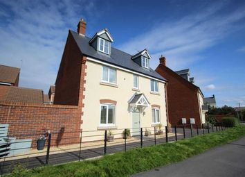 Thumbnail 5 bed detached house for sale in Prospero Way, Swindon