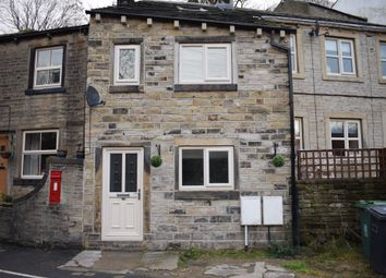 Thumbnail 1 bed cottage to rent in Bank Street, Jackson Bridge, Holmfirth