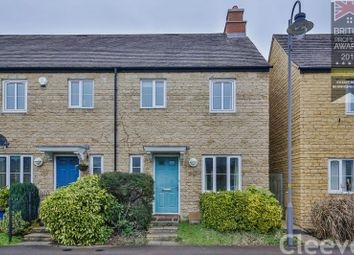 Thumbnail 3 bed end terrace house for sale in Collyberry Road, Woodmancote, Cheltenham