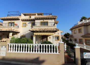 Thumbnail 2 bed town house for sale in Pinada Golf, Alicante, Spain