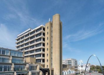 Thumbnail 2 bedroom flat for sale in Number One The Leas, Folkestone