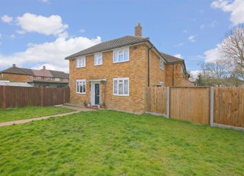 Thumbnail 4 bed end terrace house for sale in Stretton Way, Borehamwood