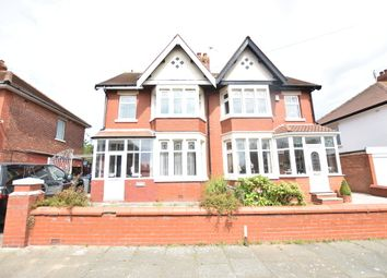 Thumbnail 3 bed semi-detached house to rent in Crestway, Blackpool