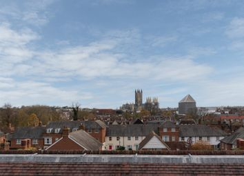 Thumbnail 3 bed flat for sale in Kirbys Heights, Station Road West, Canterbury, Kent