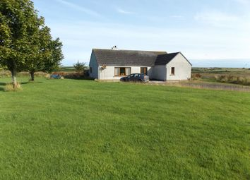 Thumbnail 3 bed detached bungalow for sale in Bower, Wick