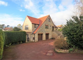 Thumbnail 5 bed detached house for sale in Barnstones, Pingle Lane Wellingore